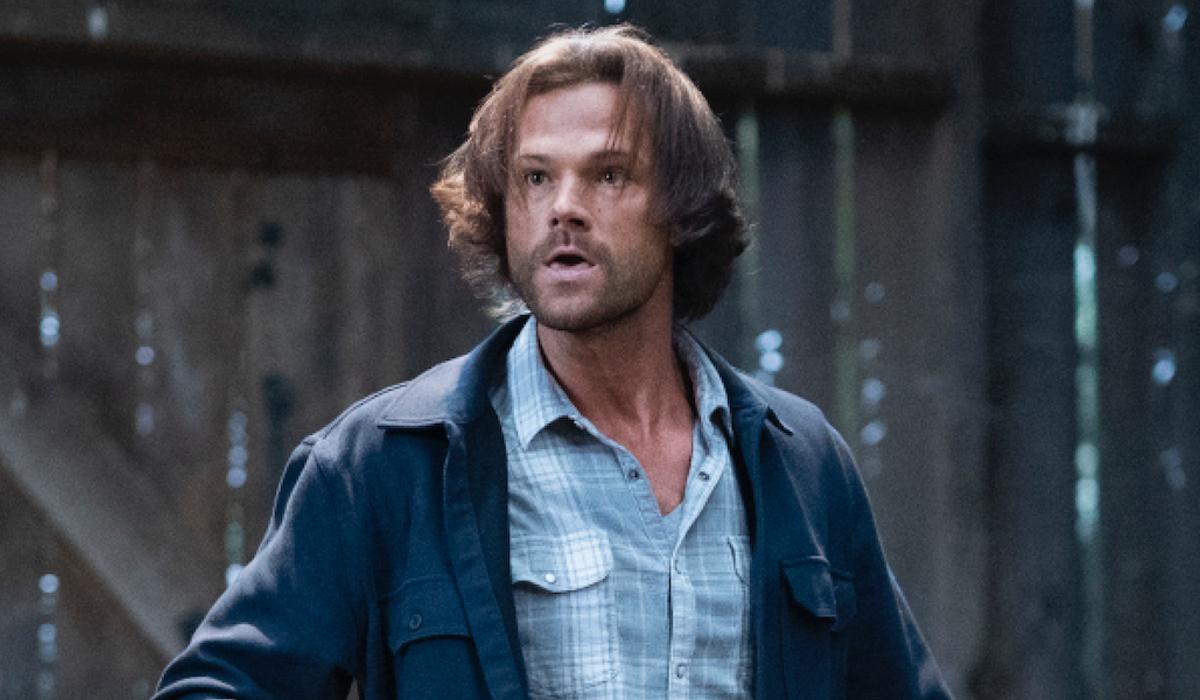 supernatural season 15 jared padalecki sam winchester
