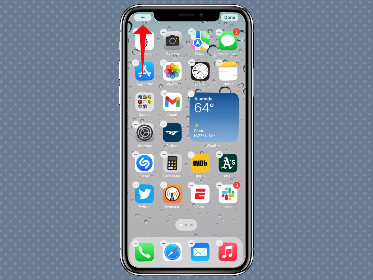 Виджеты iOS 15: как найти виджеты
