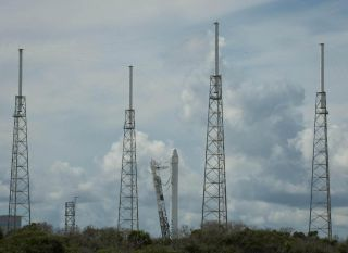 SpaceX will launch a used Dragon cargo ship on a pre-flown Falcon 9 rocket booster from Cape Canaveral Air Force Station in Florida Friday, Dec. 15, 2017, to deliver NASA cargo to the International Space Station.