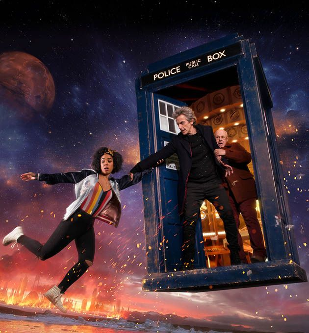 doctor who, pearl mackie, bill potts