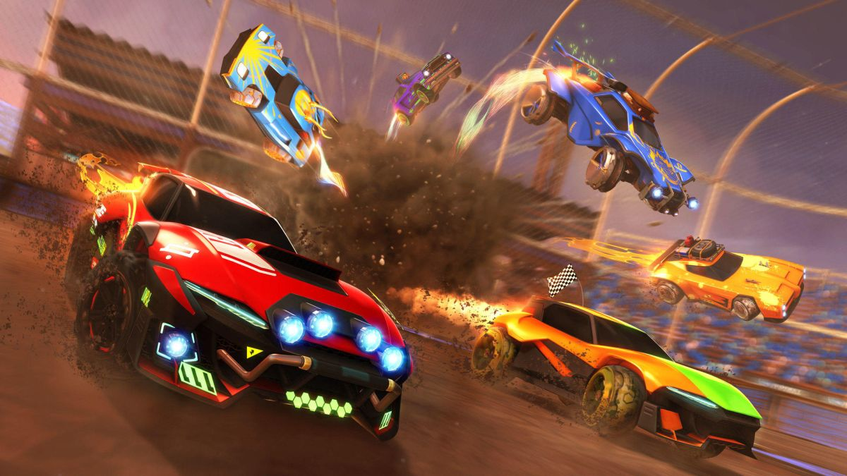 Here's how the Rocket League Item Shop works