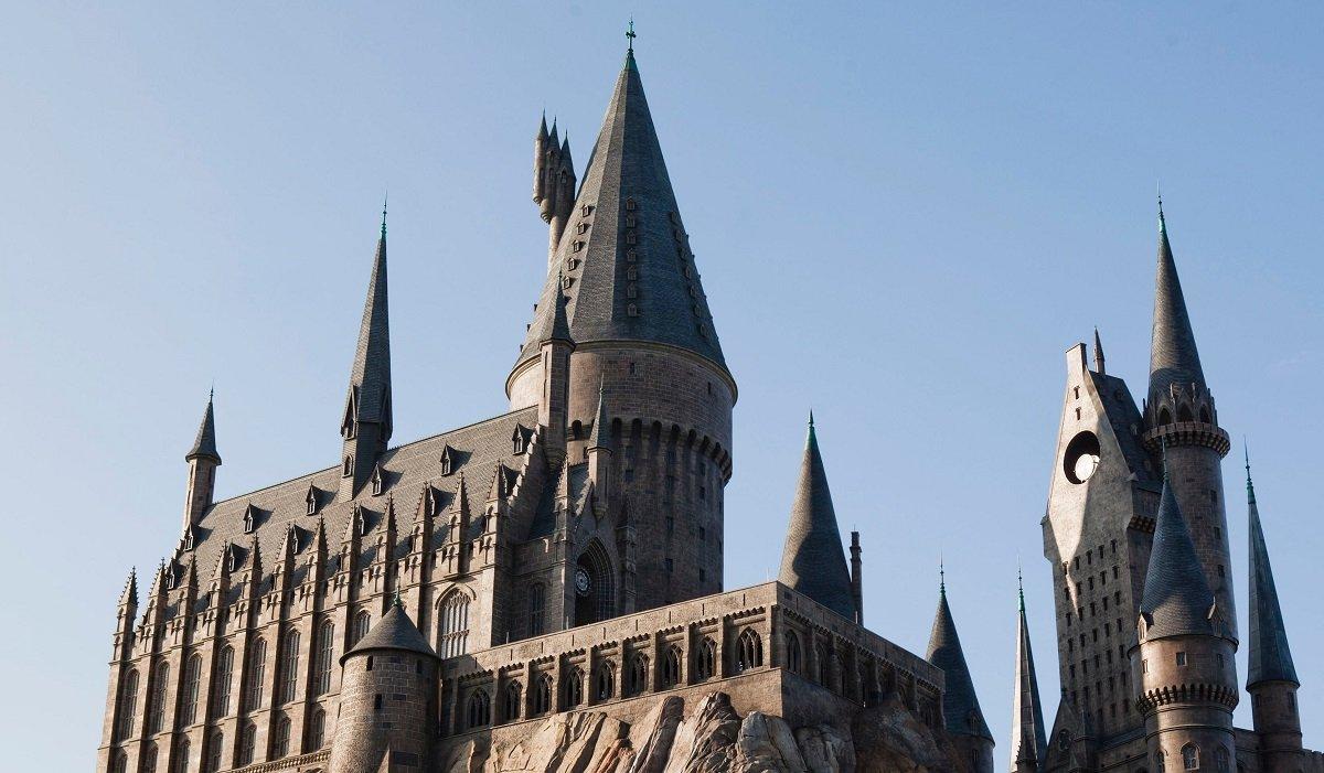 Hogwarts Universal Orlando Studios