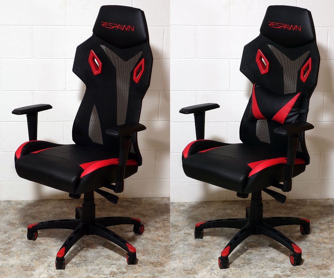 Stupendous Hands On With Ofms Respawn 205 Gaming Chair Toms Hardware Machost Co Dining Chair Design Ideas Machostcouk