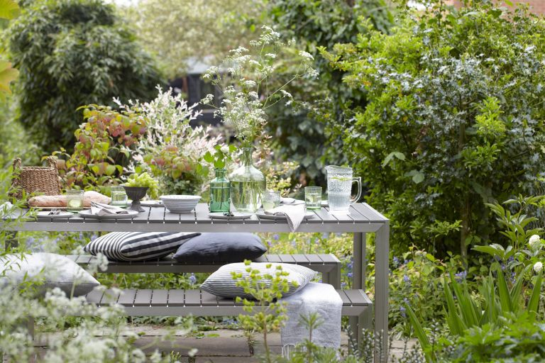 Wayfair garden furniture