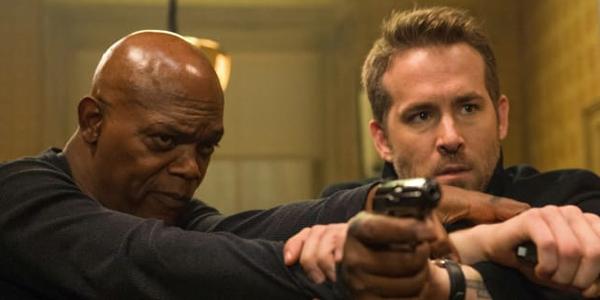 The Hitman's Bodyguard Samuel L Jackson Ryan Reynolds