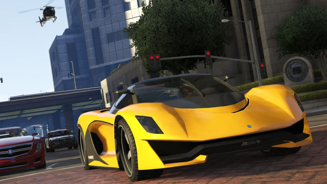 Fastest Cars In Gta Online Pc Gamer