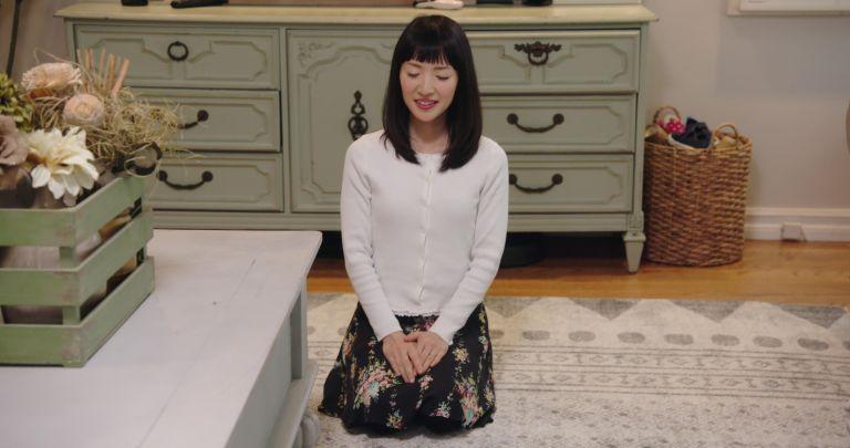 Marie Kondo - top tidying tips
