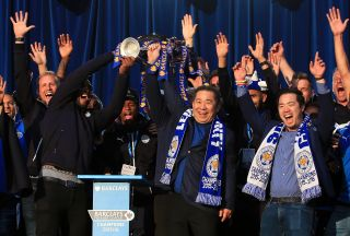 Leicester City 2015/16 Barclays Premier League Champions Parade