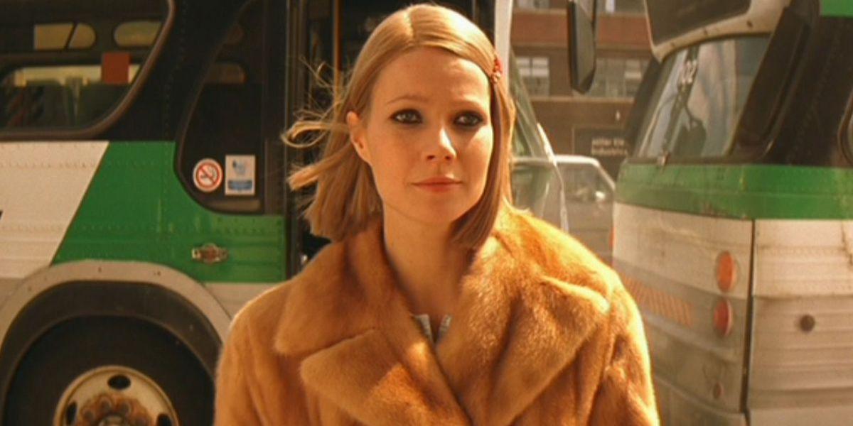 Gwyneth Paltrow as Margot bus ending scene Royal Tenenbaums