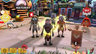 Iron Maiden Angry Birds Evolution