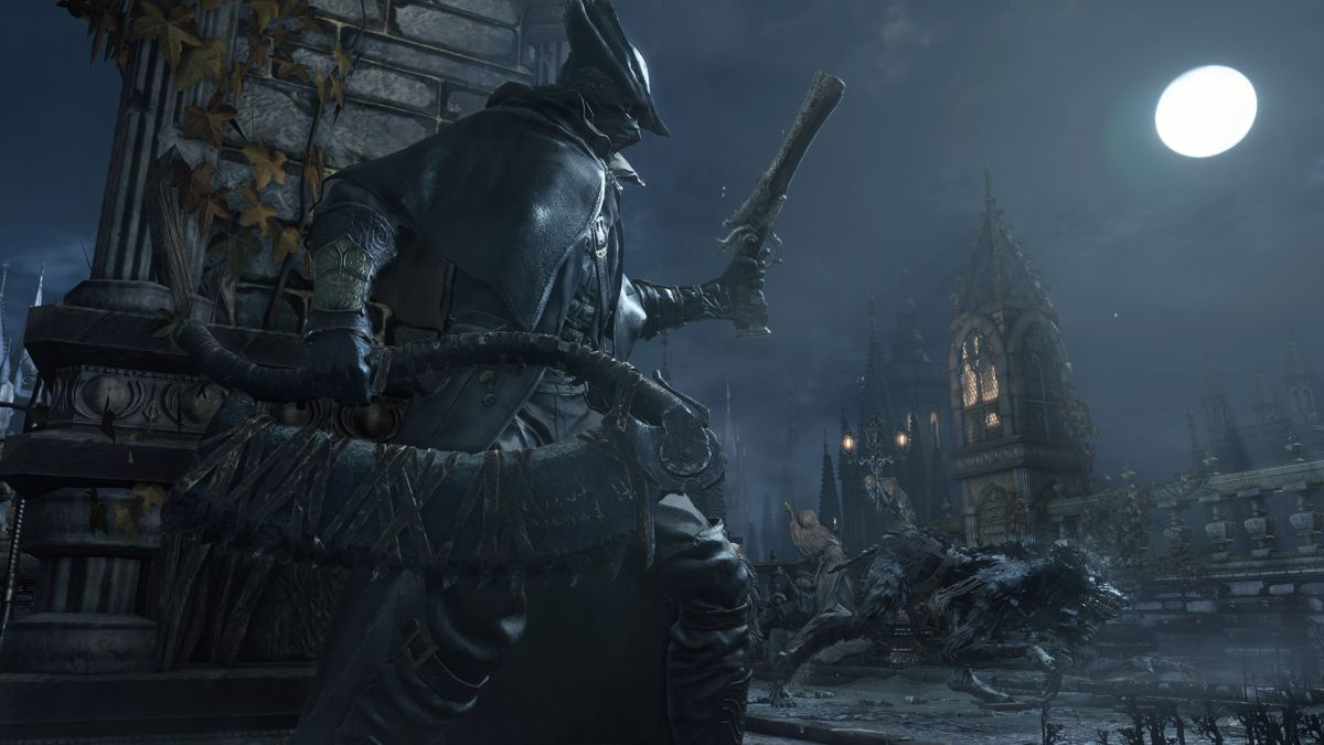 Bloodborne PS1 demake developer on the hidden secrets behind downgrading a classic