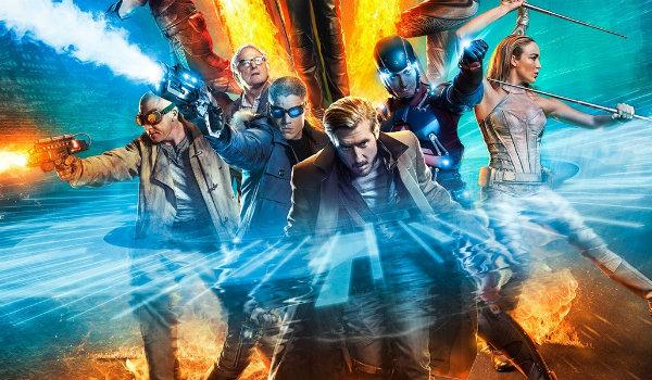 the team Legends of Tomorrow Season 2