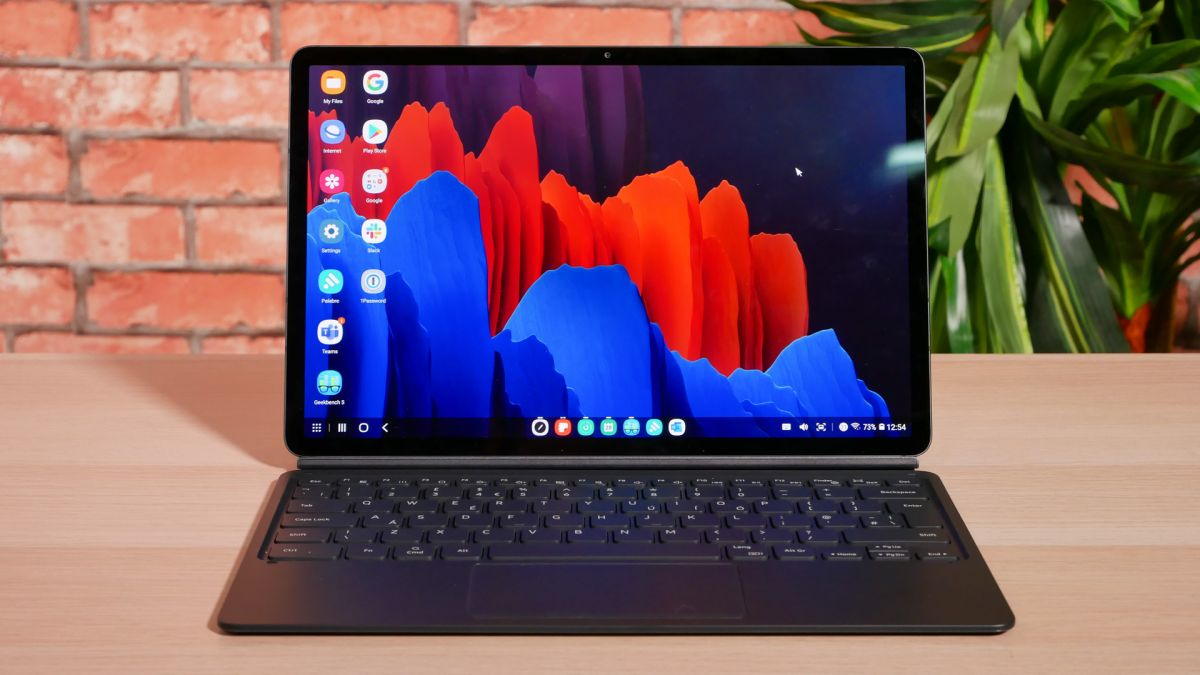 Samsung Galaxy Tab S7 And Galaxy Tab S7 Plus Review Techradar