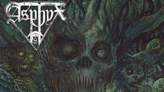 Asphyx - Necroceros album cover