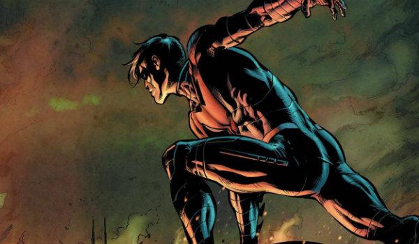Nightwing robin dick grayson origin story