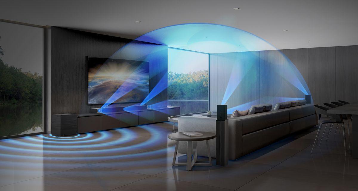 Klipsch Unleashes New Dolby Atmos Soundbars And They Work With 8k Tvs Techradar