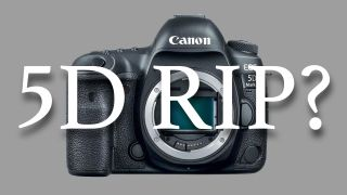 Has Canon killed off the EOS 5D?