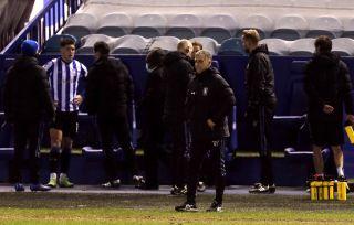 Sheffield Wednesday v Derby County – Sky Bet Championship – Hillsborough