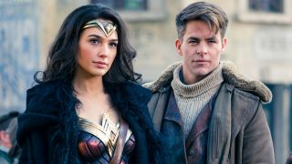 An image of Diana Prince and Steve Trevor from Wonder Woman