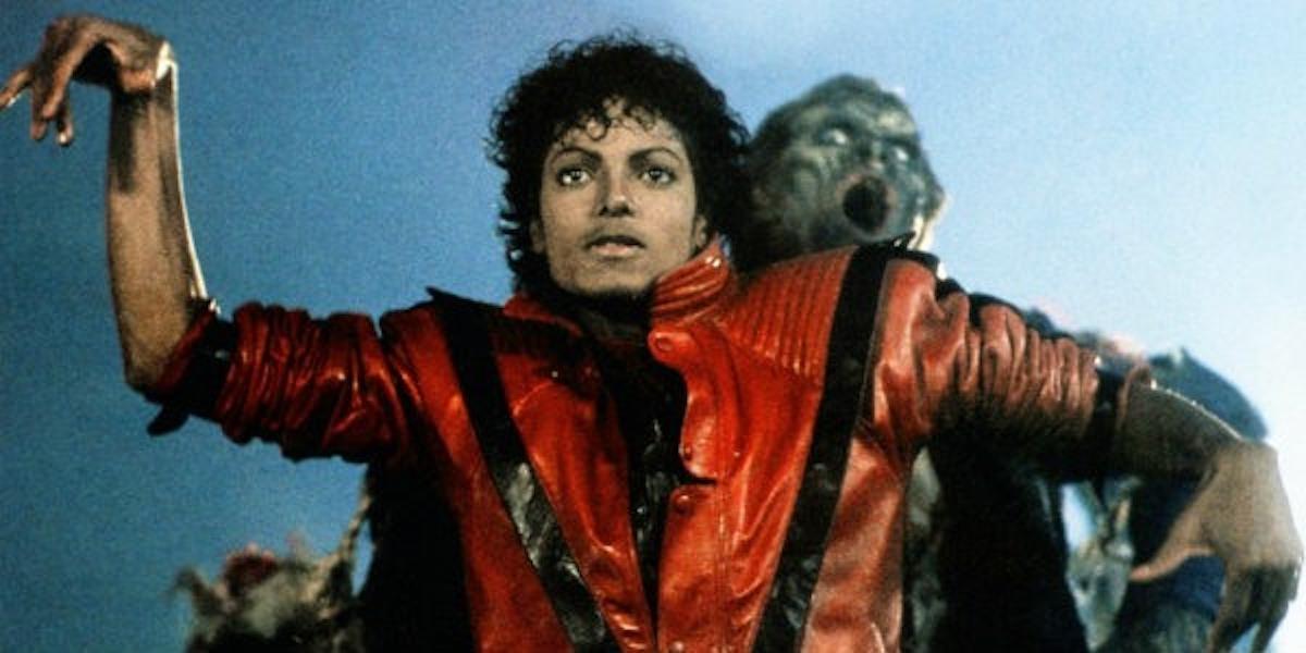 Michael Jackson Thriller Music Video