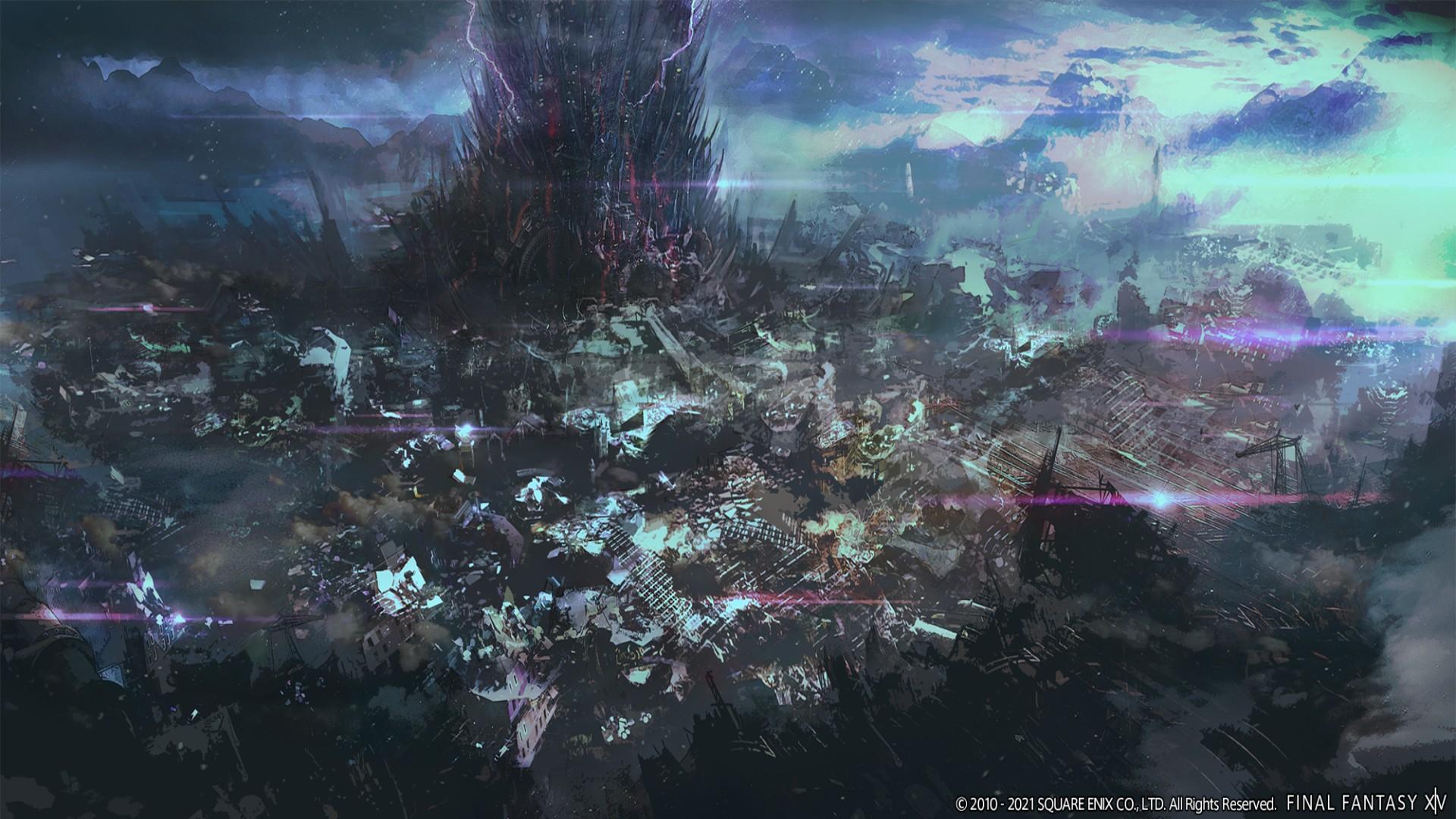 Final Fantasy 14 Garlemald