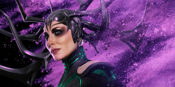 Cate Blanchett Thor: Ragnarok hela
