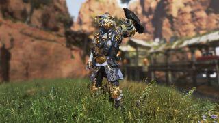 Apex Legends Legendary Hunt event - Master of the Hunt Bloodhound skin