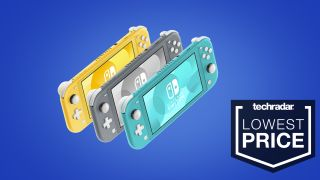 cheap Nintendo Switch lite deals sales price