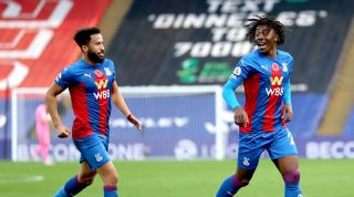 Crystal Palace v Newcastle live stream