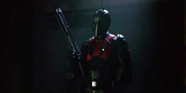 Arrow Season 6 WIld Dog Suit