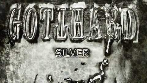 Cover art for Gotthard - Silver album