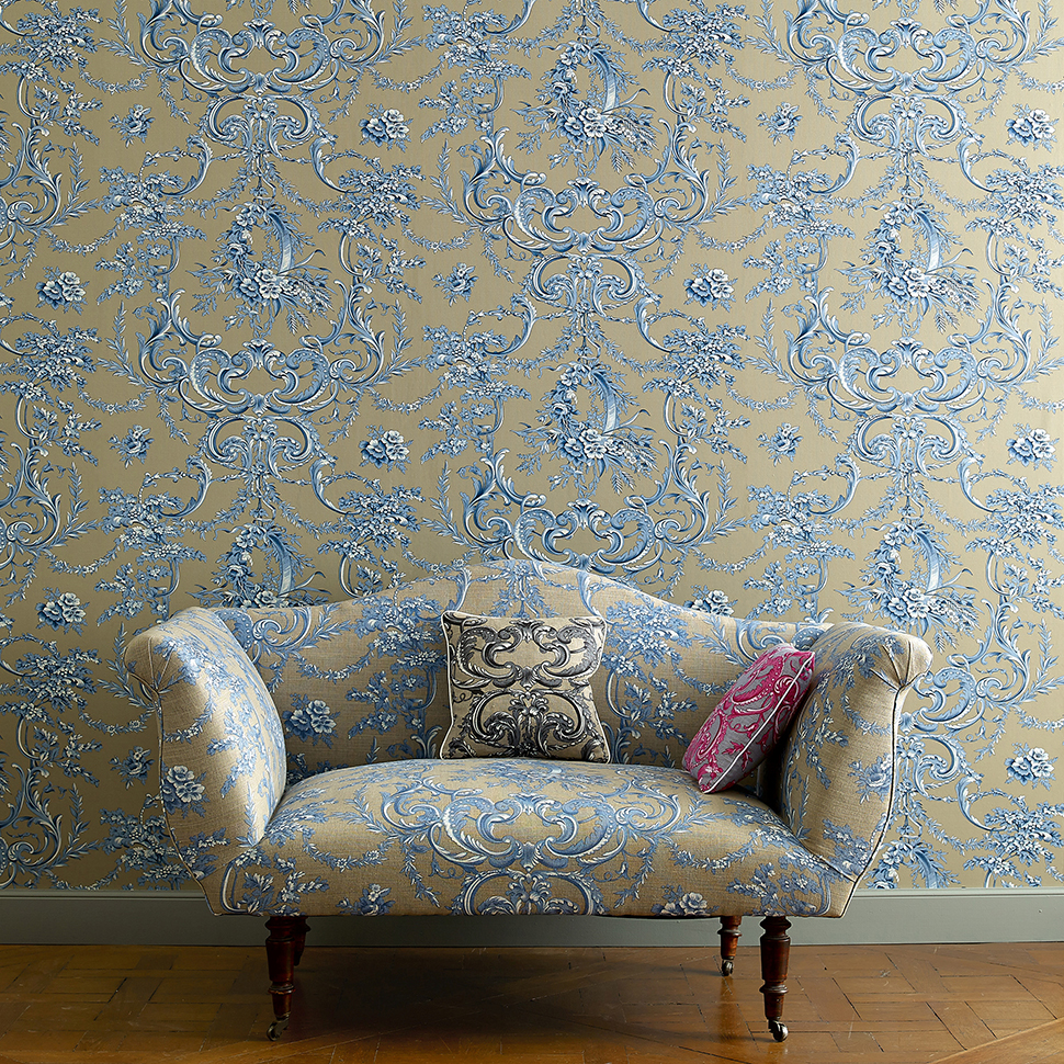 Go for the classic look: upholstery