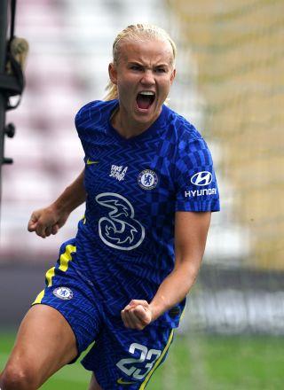 Manchester United v Chelsea – FA Women's Super League – Leigh Sports Village