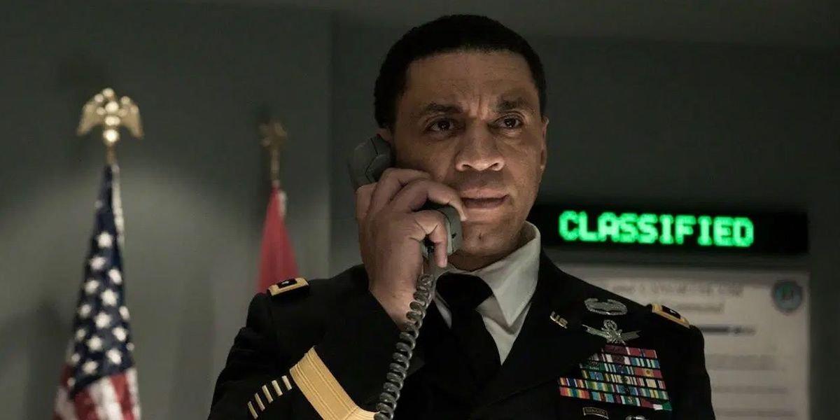 Henry Lennix as Calvin Swanwick in DCEU movie