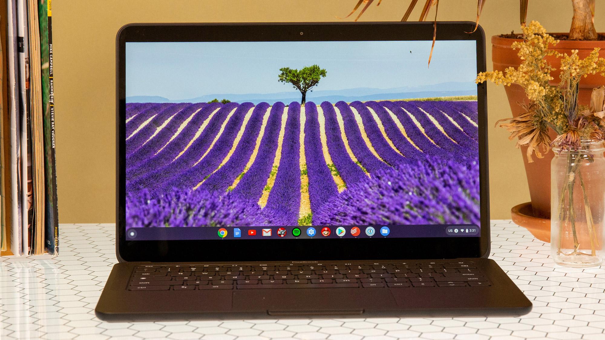 Best touchscreen laptops: Google Pixelbook Go