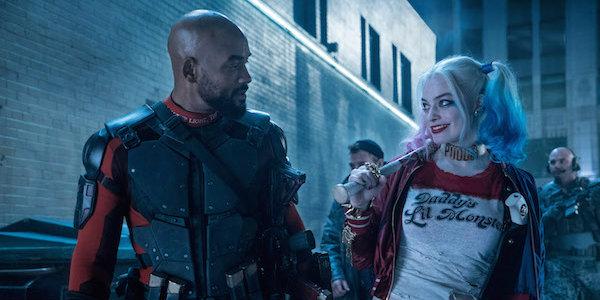 Deadshot Harley Quinn