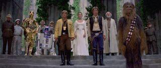 The First 'Star Wars' Movie