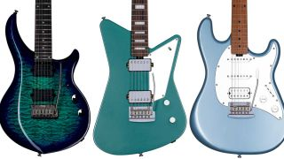 Sterling by Music Man 2021 lineup