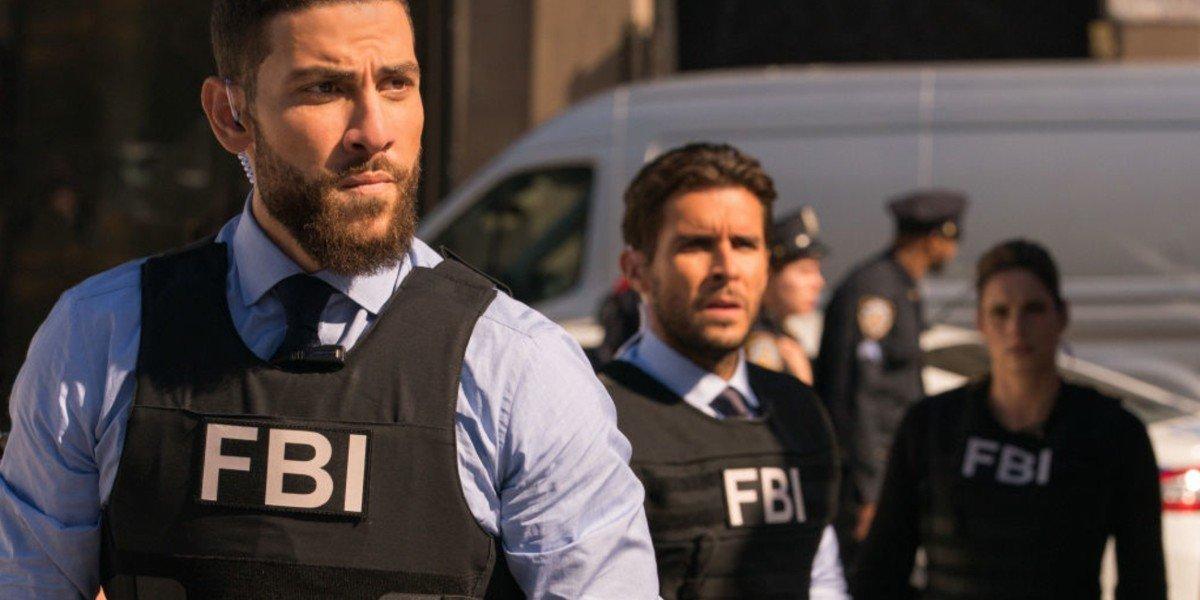 The Cast of FBI cbs
