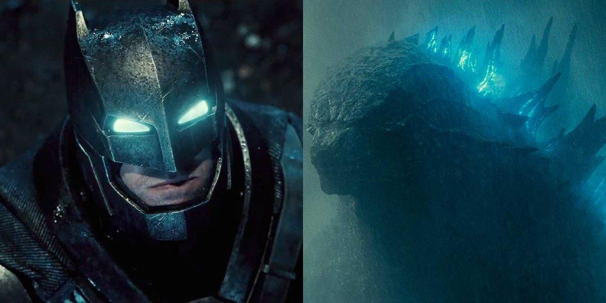 Важный урок Годзиллы против.  Режиссер Конга взял у Бэтмена V. Супермен: На заре справедливости