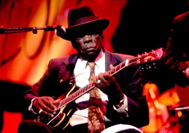 In Deep with Blues Masters John Lee Hooker and Lightnin' Hopkins