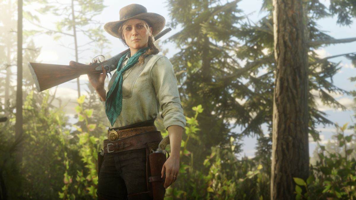 Rumour: Red Dead Redemption 2 DLC is in the works, and it's supposedly like Undead Nightmare with aliens