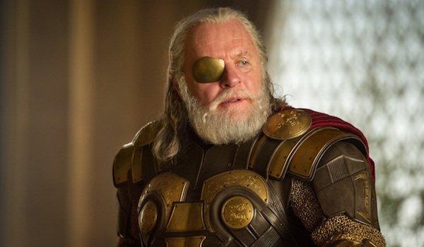 Odin in Thor: The Dark World
