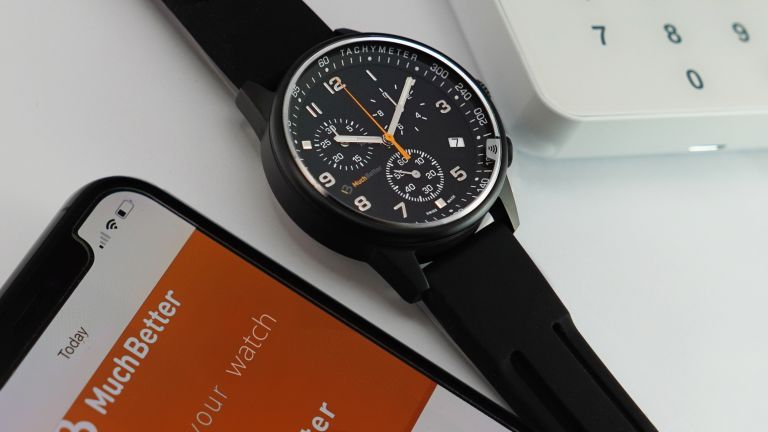 'Smart glass' brings contactless payment tech to ANY mechanical watch