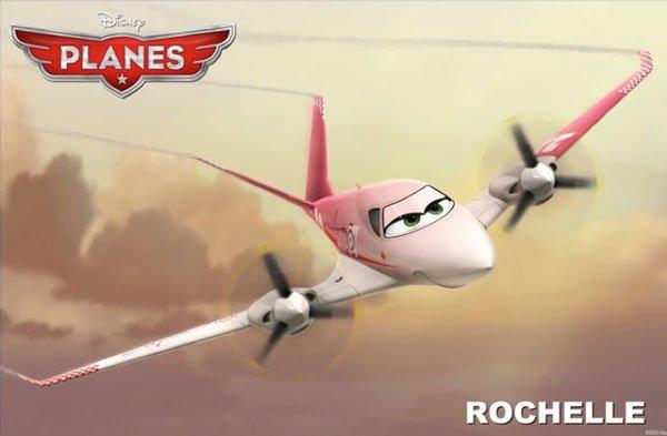 Planes Rochelle