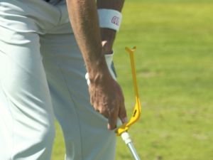 Tour swing path drills