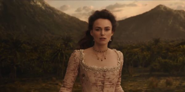 Keira Knightley in Pirates of the Caribbean: Dead Men Tell No Tales