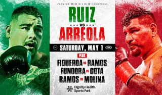 Andy Ruiz Jr vs Chris Arreola live stream: how to watch the PPV boxing from anywhere, full fight