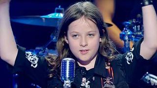 Australia's Got Talent Callum Enter Sandman Metallica