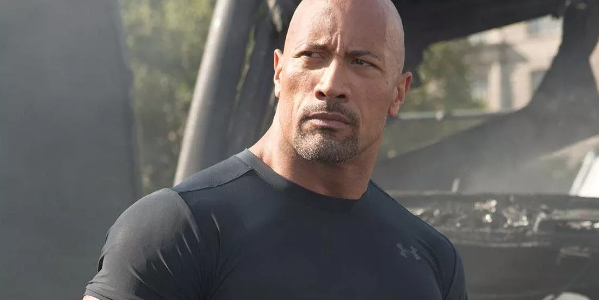 Furious 7 Dwayne Johnson